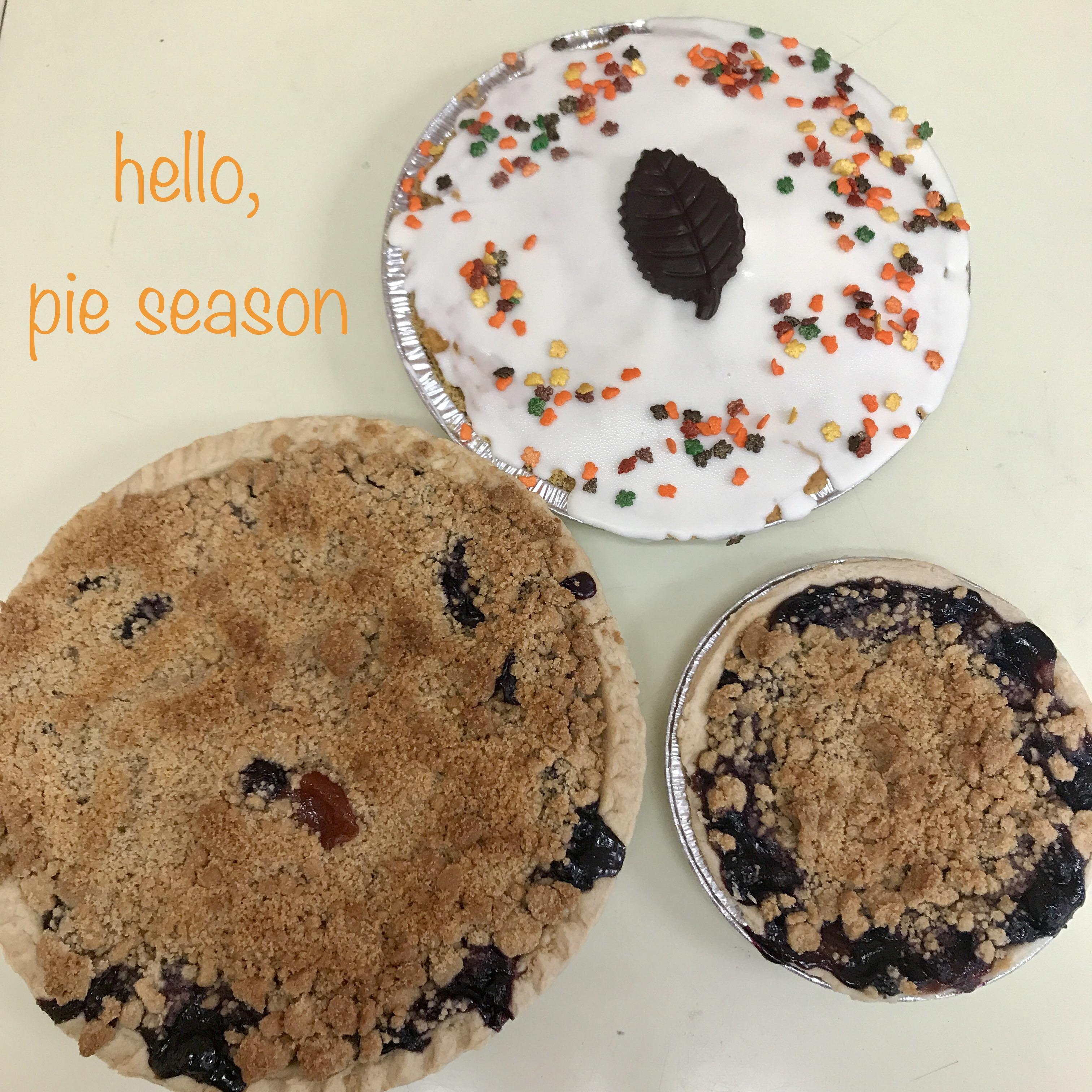 Pie Season