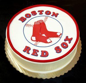 Boston Red Sox Cake - 876M