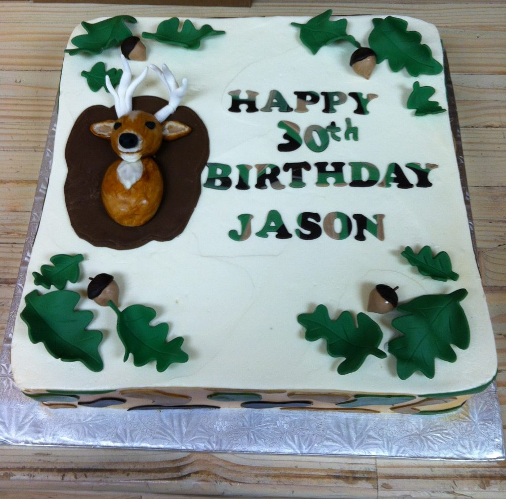 Hunter - 825M Hunting Cake Deer