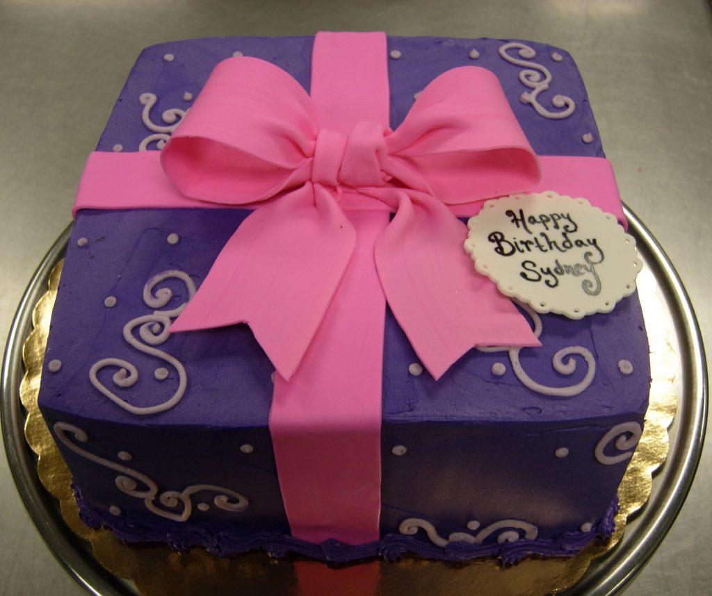 Purple Present - 491F
