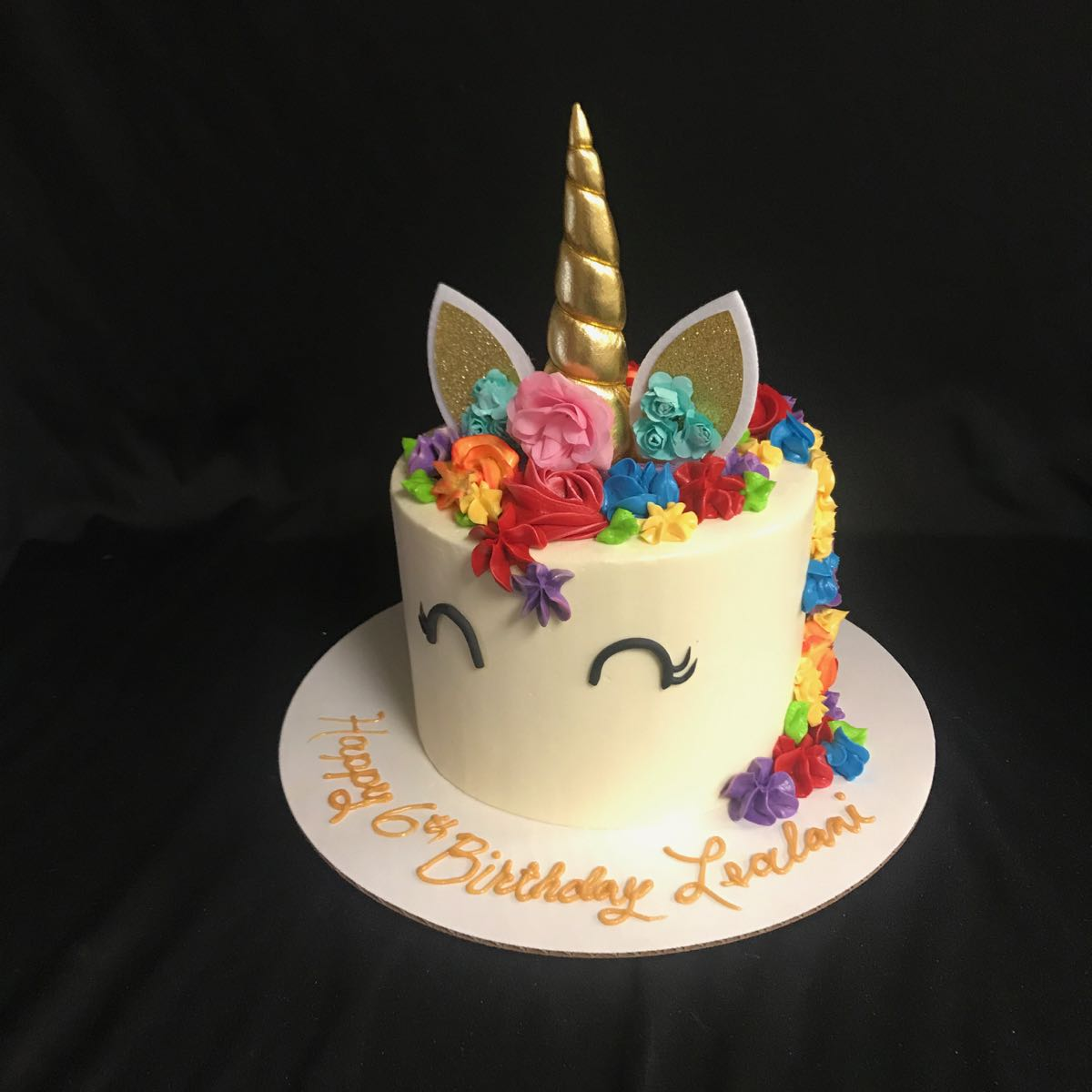 Unicorn Plush Topper - 1442K