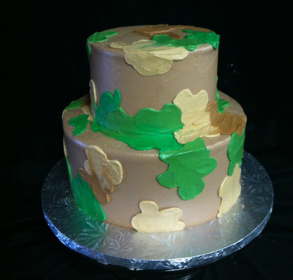 Camo Cake - 982M