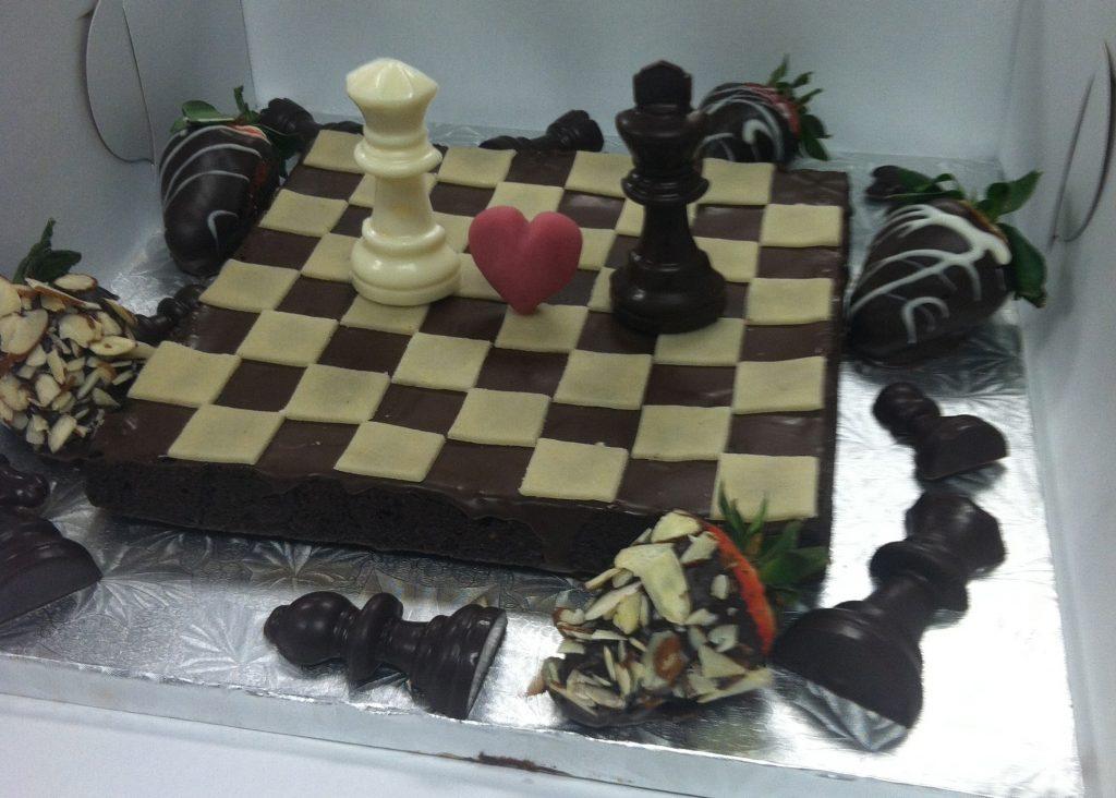 Chess Board - 1040S
