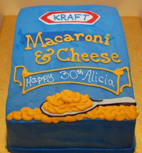 Macaroni and Cheese - 557K