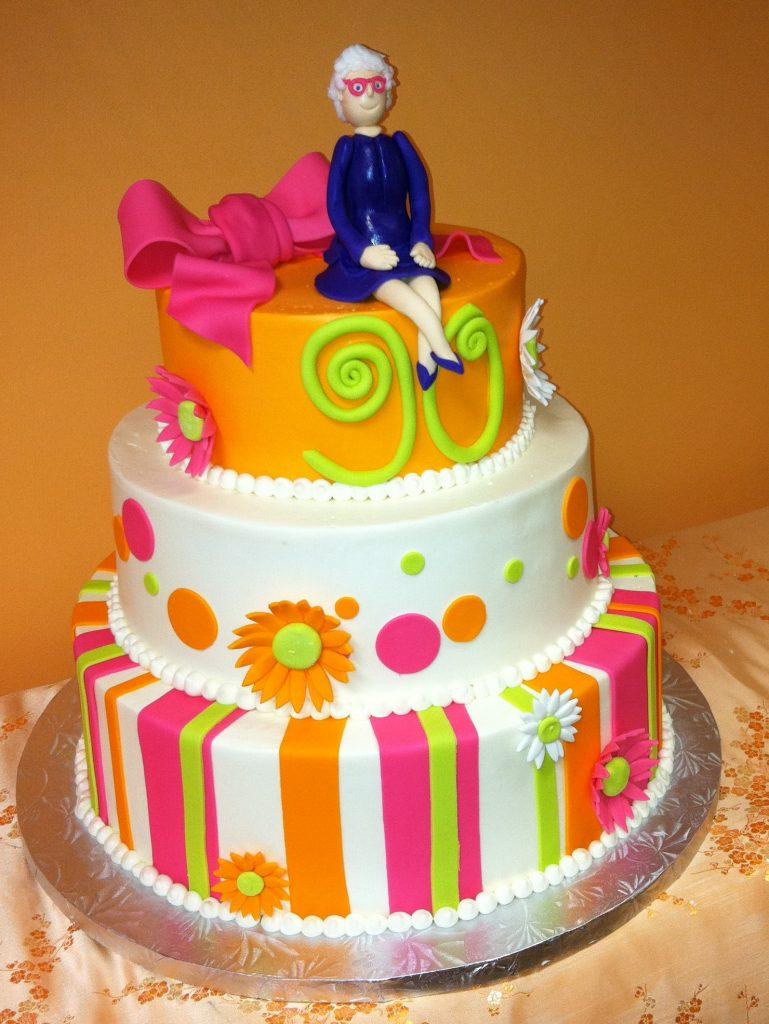 Milestone Birthday - 645F